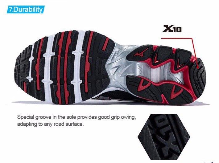 mizuno x10 womens running shoes letra