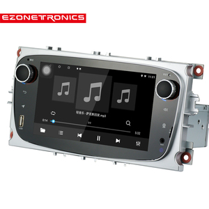 Image 3 - Android 8.1 for Ford Focus Mondeo Galaxy S max Car Stereo Autoradio 2GB DDR3 Octa Core 7Screen Touch GPS Bluetooth Headunit WiFi