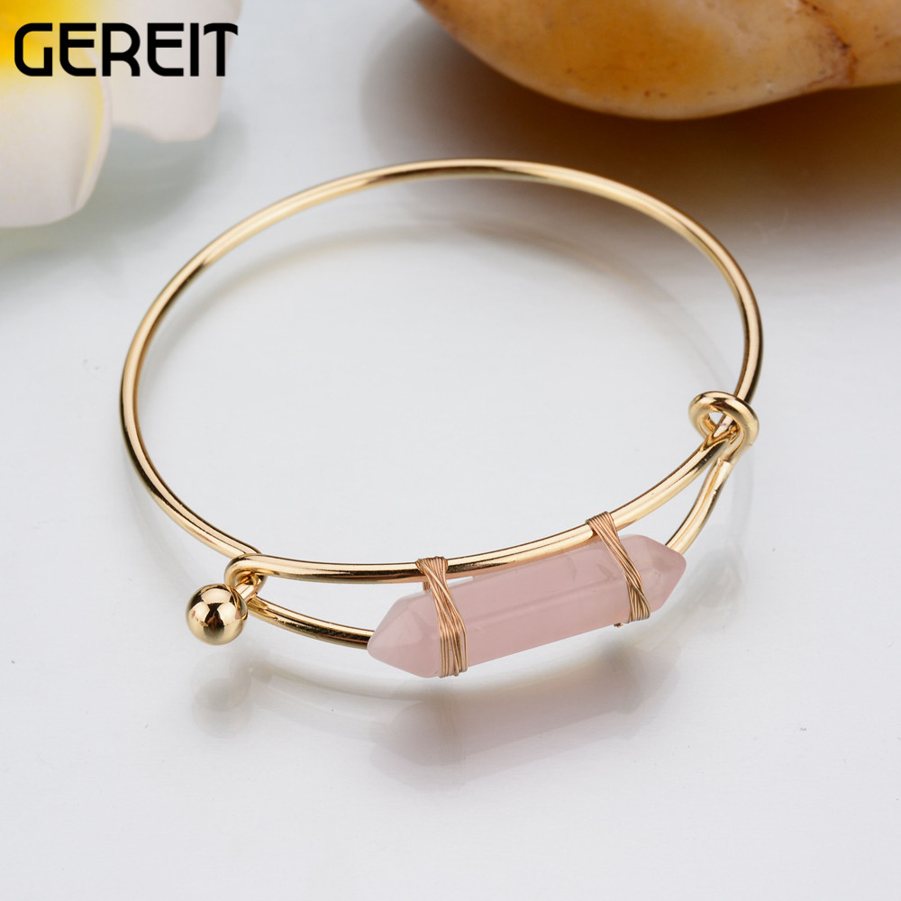 bangle bracelet jewelry gift care bangles for unique wholesale bracelets healthy womens gold magnet yiwu color from opal charming heart product stone