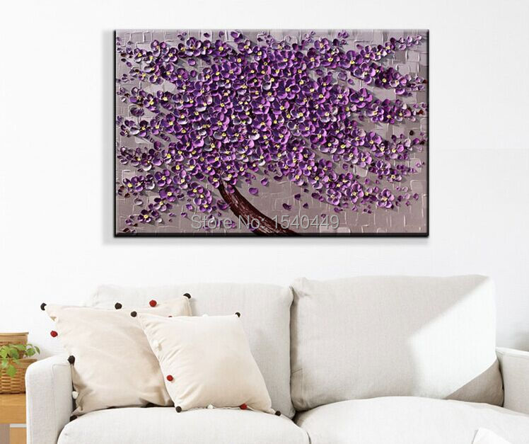 Flower Wall Art Canvas - canvas flower painting best of wall art ...