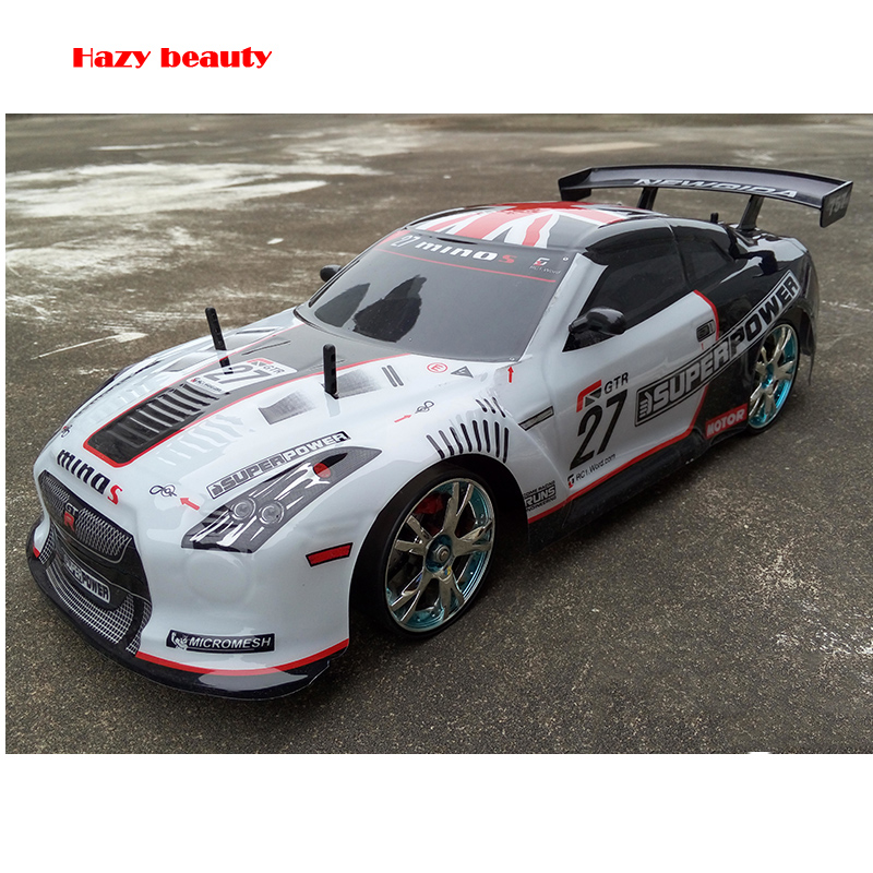 ultra large remote control cars kids rechargeable electric four wheel drive racing professional trolley toy