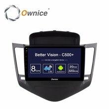 Android gps навигатор развлекательных стерео аудио автомобильный DVD компьютерных видео плеер для Chevrolet Cruze 2009 2010 2011 2012 2013 2014