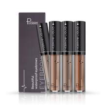 pudaier 1pc Makeup Tool Mascara Long Lasting Waterproof Brow Tinted Eyebrow Gel Cream sello cejas wenkbrauw maquillage(China)