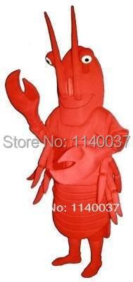 mascot Crawdad Lobster Mascot Costume custom fancy costume anime cosplay kits mascotte theme fancy dress carnival costume