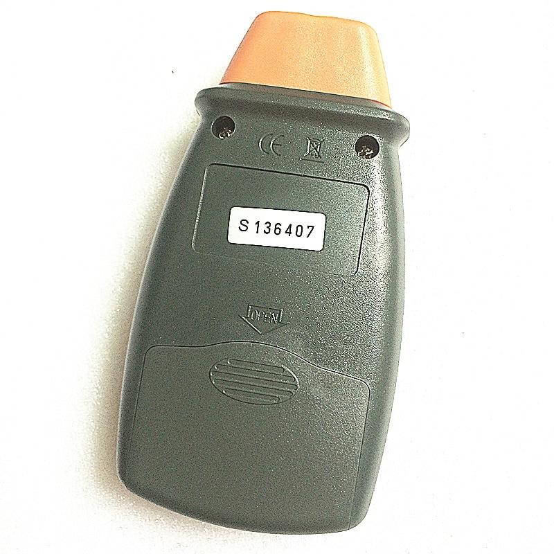 DT-2234C + digitális fénykép fordulatszámmérő digitális motor - Mérőműszerek - Fénykép 3