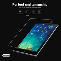 """Premiem Anti shatter Tempered Glass film For Chuwi hi10 pro Dual OS Boot 10.1"""" tablet screen protector film with Safety package Phone Screen Protectors     -"""