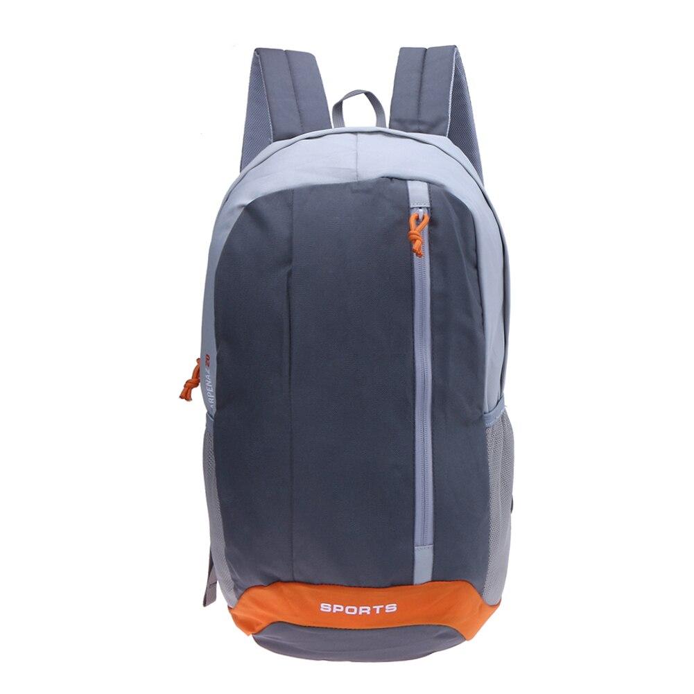 20L Unisex impermeable Nylon ultraligero computadora portátil bolsa de deportes al aire libre montañismo mochila escalada bolsas mochila