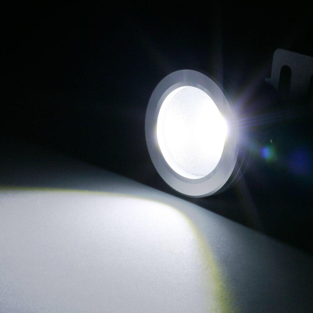 ICOCO Hot Professinal 10W Underwater LED Flood Wash Pool Waterproof Light Spot Lamp 12V Outdoor