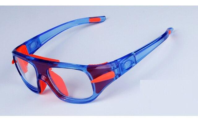Многоцелевой Профессиональный Баскетбол очки Футбол Спортивные очки очки рамка матч оптических линз для близорукости близорукие