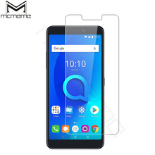 Alcatel 3V 3 3C 3X Tempered Glass 9H 2.5D Ultra-thin Protective Film Explosion-proof For 5 5V 1X 1C Screen Protector