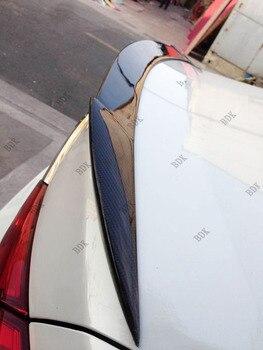 Nadające się do infiniti Q50 ORZ tylny spojler z włókna węglowego tylne skrzydło