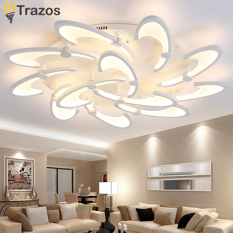 NEW Modern LED Pendant Light For Living Room bedroom Dining room Fixture Chandelier Ceiling lamp Dimming home lighting luminaria platform bowkont flocking snow boots page 5