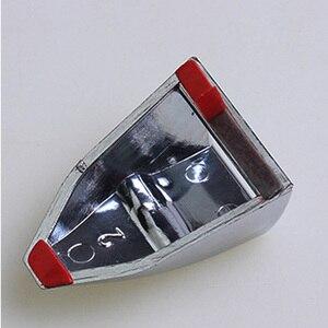 Image 3 - 2 pcs האוניברסלי רכב יהלומי מגב דקורטיבי כיסוי נובל תרגיל מדבקות אוטומטי חיצוני ריינסטון אופנה נובל קישוט מדבקה