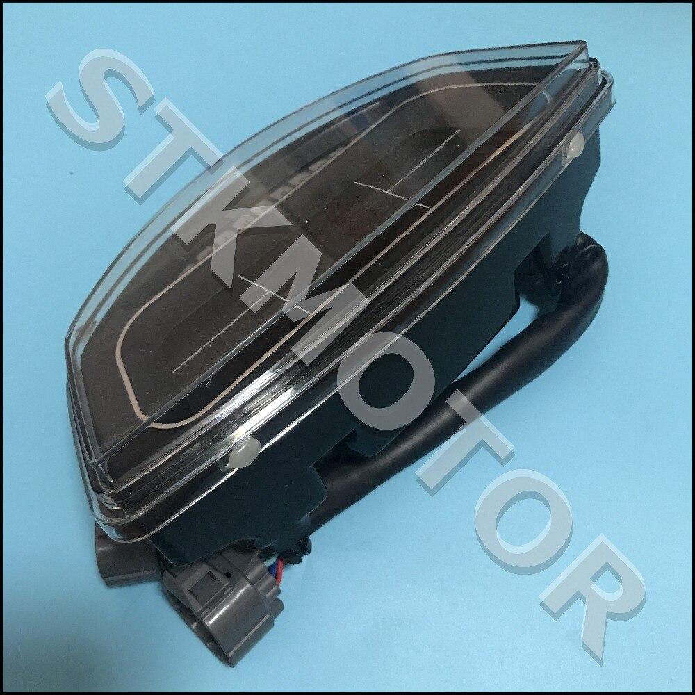 CF500-5 ATV Quad X5 X6 EFI Engine LED Speedometer For CF Moto 500CC 4 Wheel  ATV Quad Parts