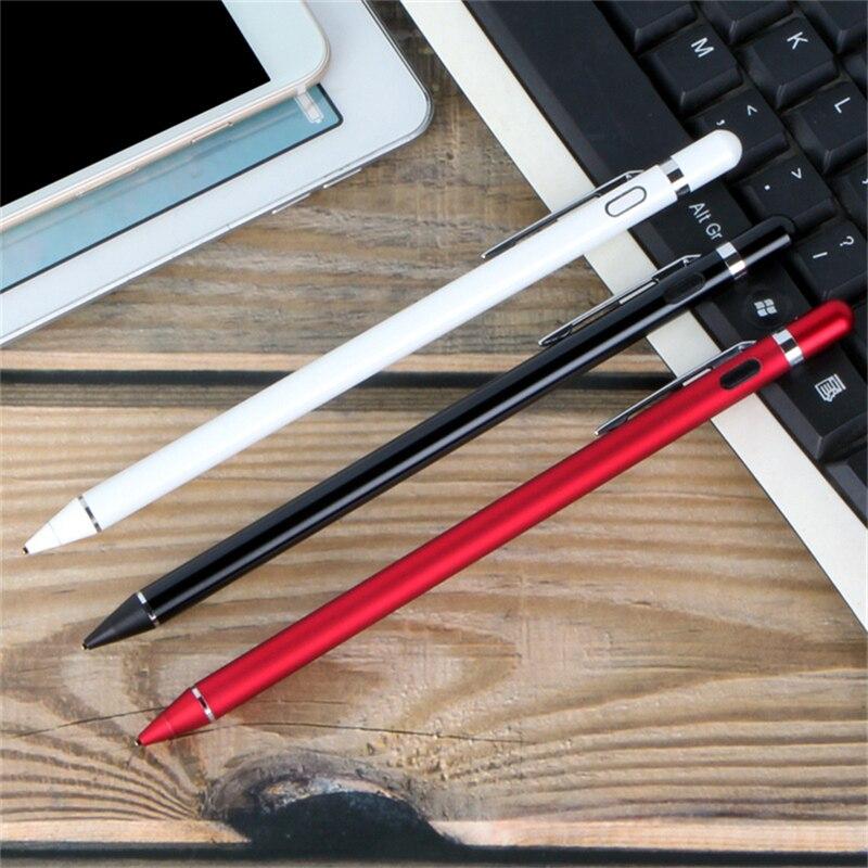 עבור apple Stylus Precision עבור Apple iPad Pro עבור סמסונג Tab 10.1 Tablet עיפרון עבור עט מגע מסך כתוב iphone תיקו משחק קיבולי (2)