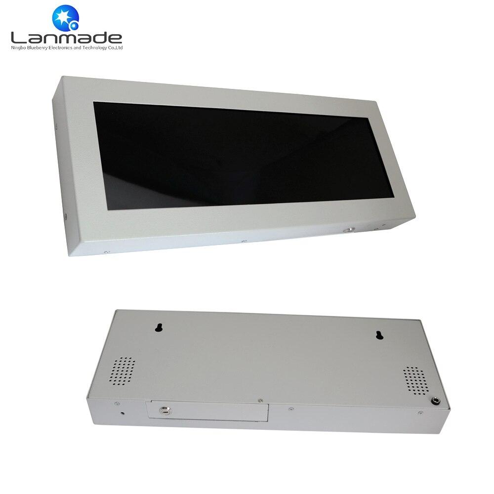 14,9 zoll fabrikverkauf HD split screen werbung player video und ...