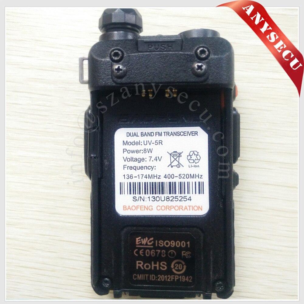 Baofeng 8 W uv-5r corps pour remplacer cassé un nu radio talkie walkie accessoires radio baofeng uv 5r uv5r baofeng radio corps