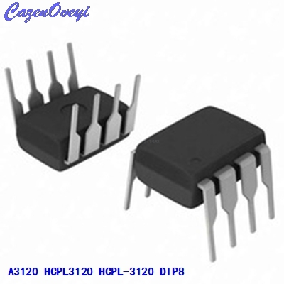 10 pcs/lot A3120 HCPL3120 HCPL-3120 DIP-8 En Stock10 pcs/lot A3120 HCPL3120 HCPL-3120 DIP-8 En Stock