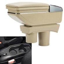 Lsrtw2017 автомобильный подлокотник коробка для хранения для peugeot 301 citroen elysee 2012 2013 2014 2015 2016 2017 2018 2019