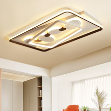 Surface mount ceiling light fixture for bedroom living room Ultra thin Acrylic ceiling light Home Lighting