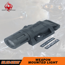 Night Evolution INFORCE Weapon Mounted Light Flash Torch Tactical Hunting Light NE04019