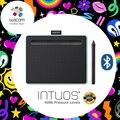 Wacom Intuos CTL-6100WL Draadloze Digitale Tablet Grafische Tekening Tabletten 4096 Drukniveaus met 3 Bonus Software + Gift Packs