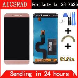 Для LeEco Le S3 X626 ЖК-дисплей Экран дисплея Leeco X622 Экран дисплея экран прошел тестирование Замена для смартфон LeEco Le S3 X622 X626 X522 5,5''