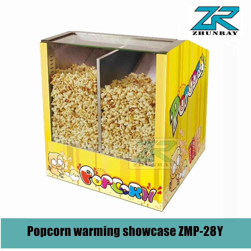 Hot sale popcorn warmer ZPM-28Y food warmer popcorn hour с 200