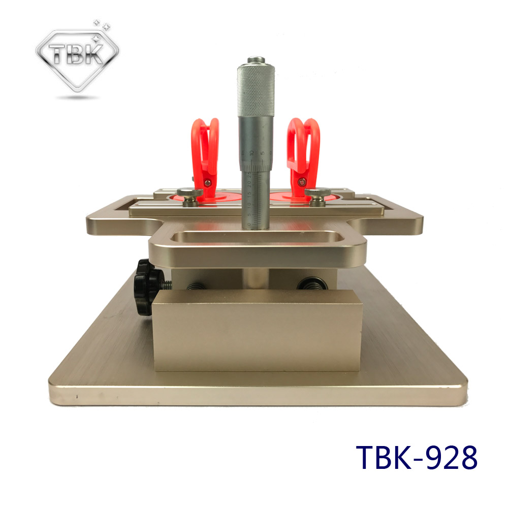 TBK-928 LCD Dismantle Machine Manual A-frame Separator For Samsung Precisely Adjust By MicrometerTBK-928 LCD Dismantle Machine Manual A-frame Separator For Samsung Precisely Adjust By Micrometer