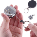 Mini Anti Lost Anti Theft Alarm Device Security Hook Buckle  for Wallet Cell Phone Purse