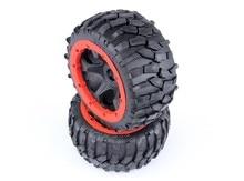 rc car 1/5 BAJA 5B tyres wheels rear gravel tyres with new wheel hub 95231