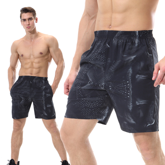 73ab449a97 Running Shorts Men Quick Dry Running Pantalones Cortos Men Marathon Short  Fitness Homme Masculino Fitness Basketball Shorts