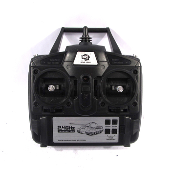 Heng Long Newest 2.4GHz 5.3 Version Controller 2.4GHz transmitter 2.4G remote control unit for 1:16 1/16 all henglong rc tank laptop bag