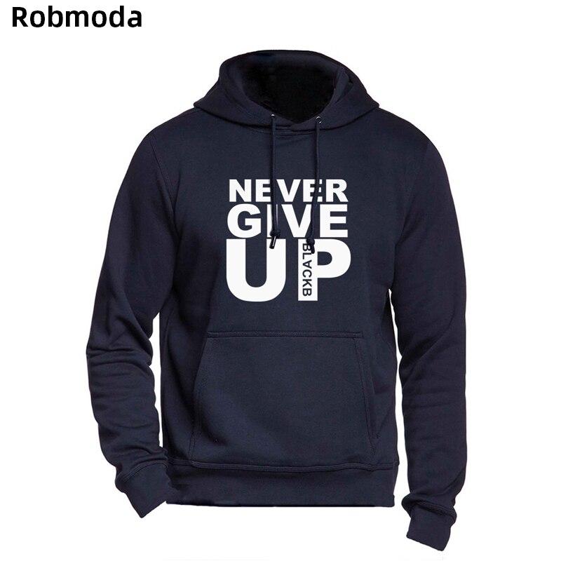 Mo Salah Você Nunca andará Sozinho Never Give Up hoodies dos homens Liverpool Madrid 2019 NGU2 O Final Da Liga pescoço Camisola de Algodão