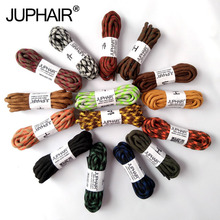 JUP1 Pack New Bright Colors Hiking Walking Two Toneds Rope Lace Replacement Shoe Laces Round Rope Shoelaces For Basketball Boost цены онлайн