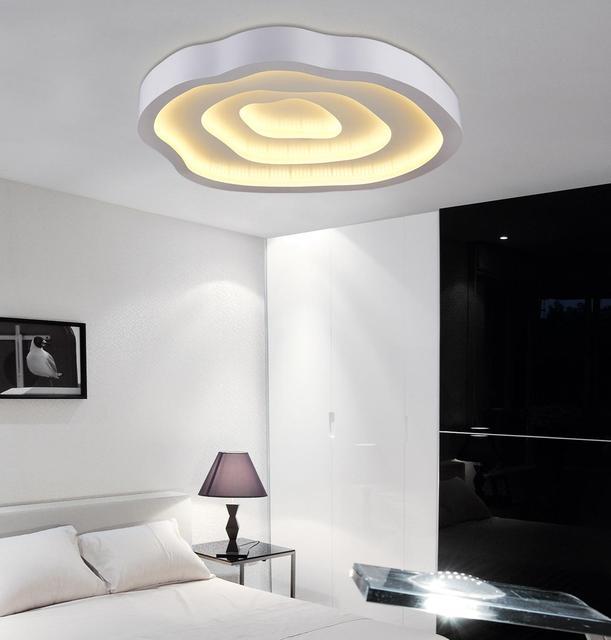 Nórdico hogar iluminación LED plafondlamp luminaria de Teto moderno ...
