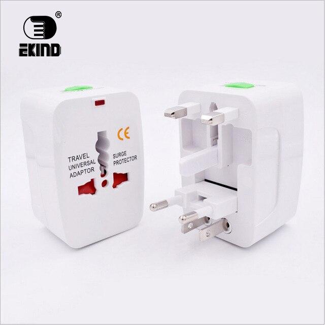 Electric Plug power Socket Adapter International travel adapter Universal Travel Socket Power Charger Converter EU UK US AU