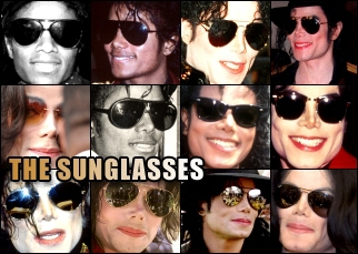 732a35b66c63d MJ Styles Professional Michael Jackson History Style Dark Green Sunglasses-in  Sunglasses from Apparel Accessories on Aliexpress.com
