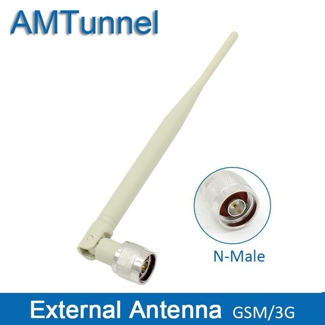 2G 3G מקורה אנטנת GSM WCDMA dual band אנטנת 900 Mhz 2100 Mhz אנטנת 4dBi Omni אנטנה עבור 2G 3G אותות בוסטרים משחזר