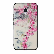 Etui na telefon do Meizu M5S pokrowiec na Meizu M5s Cover 3D Fundas dla Meizu M5s Case silikon do Meizu M5 s M5s mini Cover 5 2 tanie tanio W ENGOI Walizka dopasowana Odporny na zabrudzenia anty-Knock Animal Vintage Geometric Cute Patterned Abstract Quotes Messages Floral