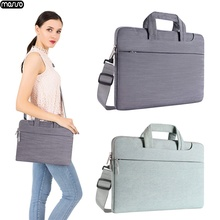 MOSISO Laptop Bag 13.3 14 15.6 Inch Large Capacity Notebook for Macbook Air Pro 13 15 Computer Shoulder Handbag Briefcase