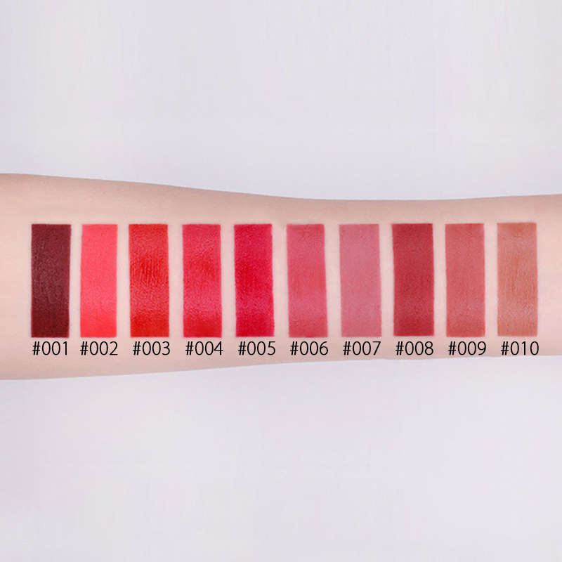 3CE Eunhye House Brand NEW lip makeup 10 colors Lip glaze Easy to Wear Long-lasting Nutitious lip cosmetics suitable for usual