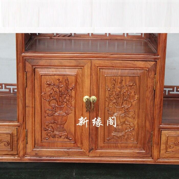Palo de rosa chino aparador armarios con puertas gabinetes de cocina ...