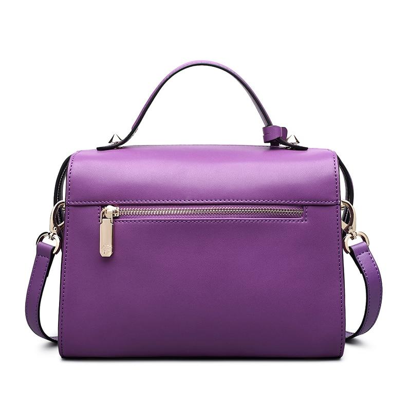 couro bolsa de marcas famosas Ocasião : Versátil