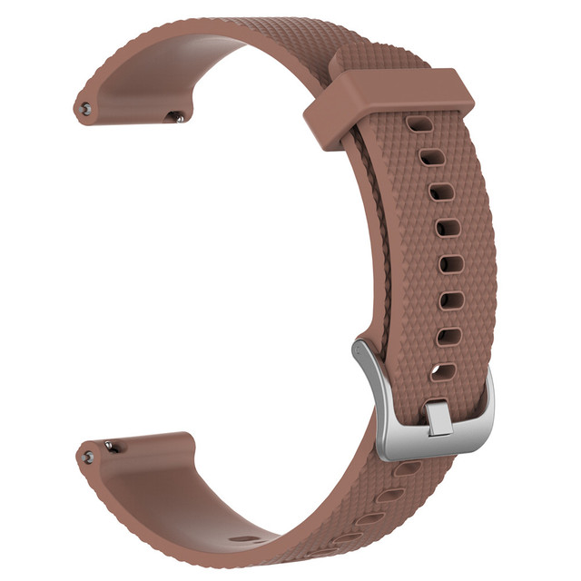 Silicone Watchband Replacement Soft Silicagel Sports Watch Band For Xiaomi Amazfit Bip Youth watch bands accessories #m