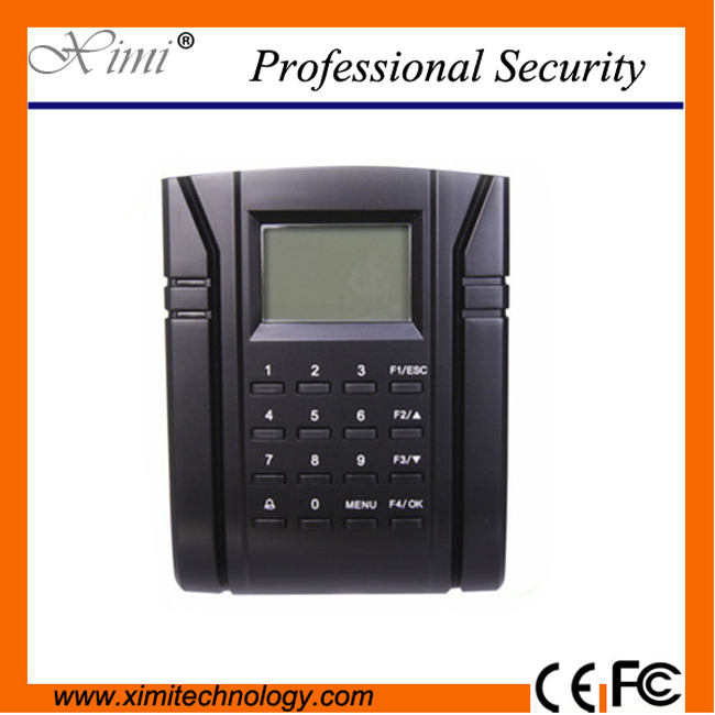 SC203 RFID card Time Attendance & Access Control Terminal communication with TCP/IP, RS232/485, USB-Host biometric face and fingerprint access controller tcp ip zk multibio700 facial time attendance and door security control system