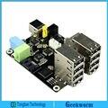 Raspberry Pi Model A + Модуль Расчета X505 Полнофункциональный Плата Расширения