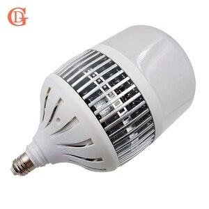 Светодиодный светильник GD 50 Вт 80 Вт 100 Вт 150 Вт E27, светодиодный светильник с вентилятором 110 лм/Вт, светодиодный светильник с радиатором 220 в 230...