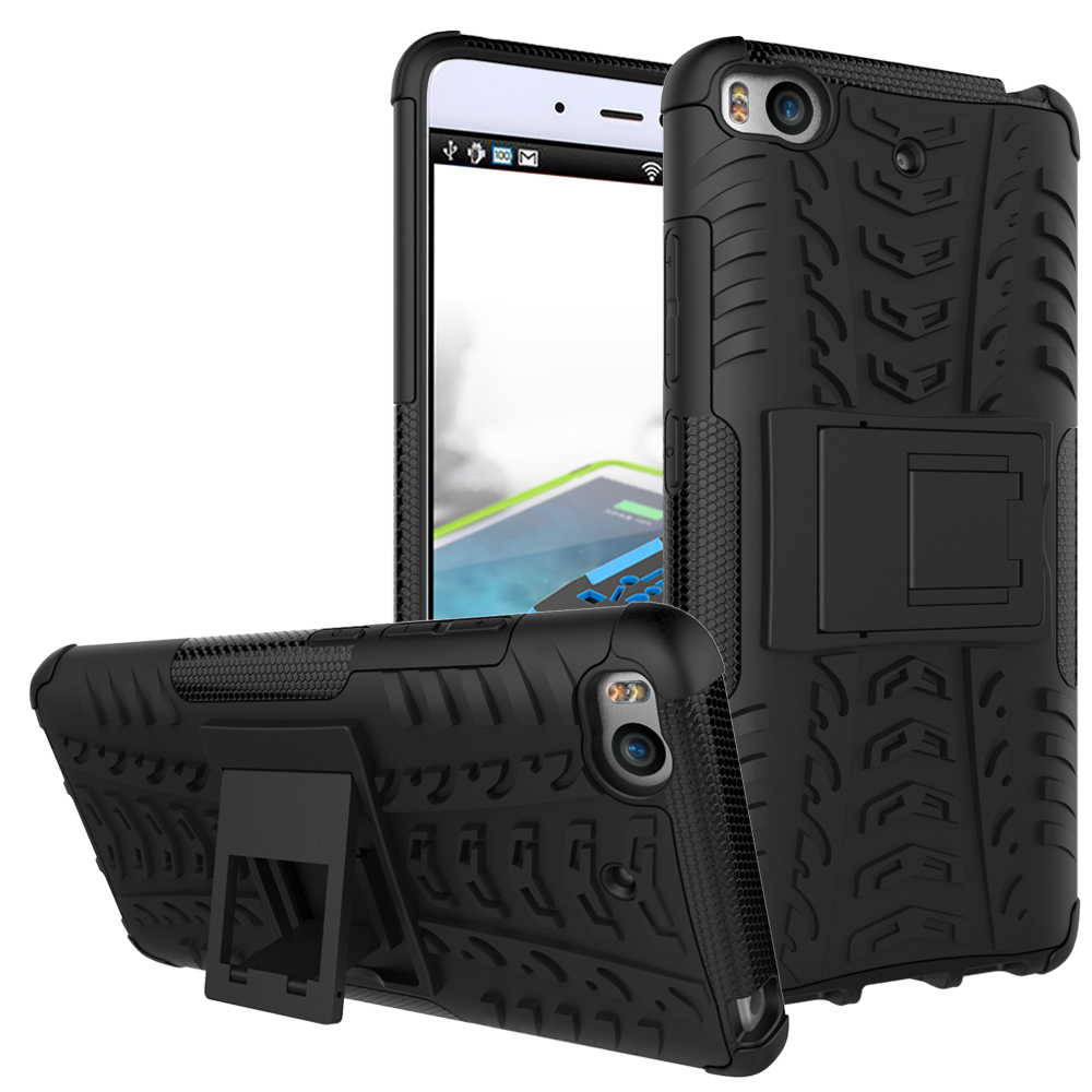 For XiaoMi Mi 5s Case 5.15 inch Heavy Duty Armor Shockproof Hard Silicone Rugged Rubber Phone Cover For XiaoMi Mi5s