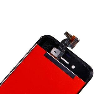 Image 2 - AAA جودة LCD آيفون 4 عرض بانتيلا آيفون 5 شاشة تعمل باللمس مجموعة قطع غيار لا الميت بكسل الزجاج المقسى وأدوات